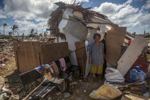 Nach Taifun Haiyan