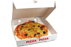 PFAS im Pizzakarton