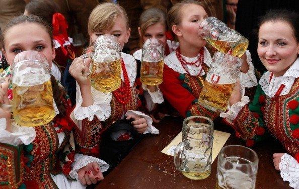 Mehr als nur ein bier for Stellenanzeigen in munchen