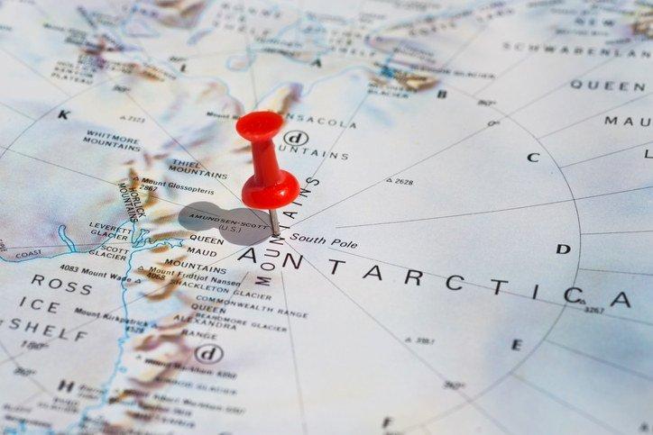 Wo ist's kälter - am Süd- oder Nordpol?