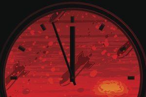 Weltuntergangs-Uhr