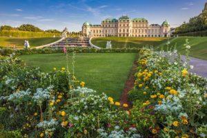 Schloss Belevdere, Wien