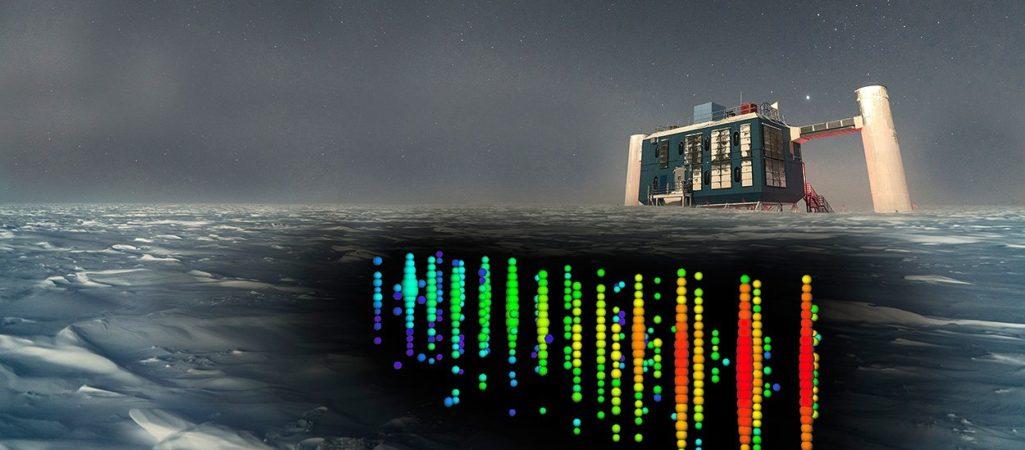 IceCUbe-Detektor
