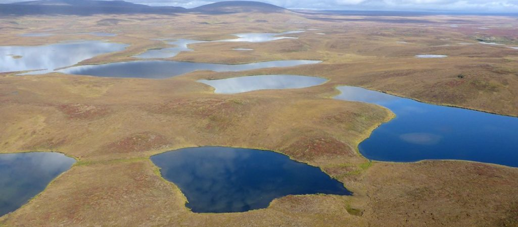 Arktische Seen