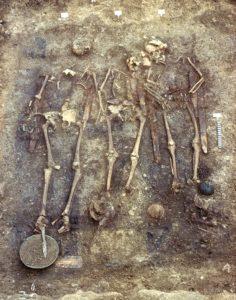Alemannische Tote