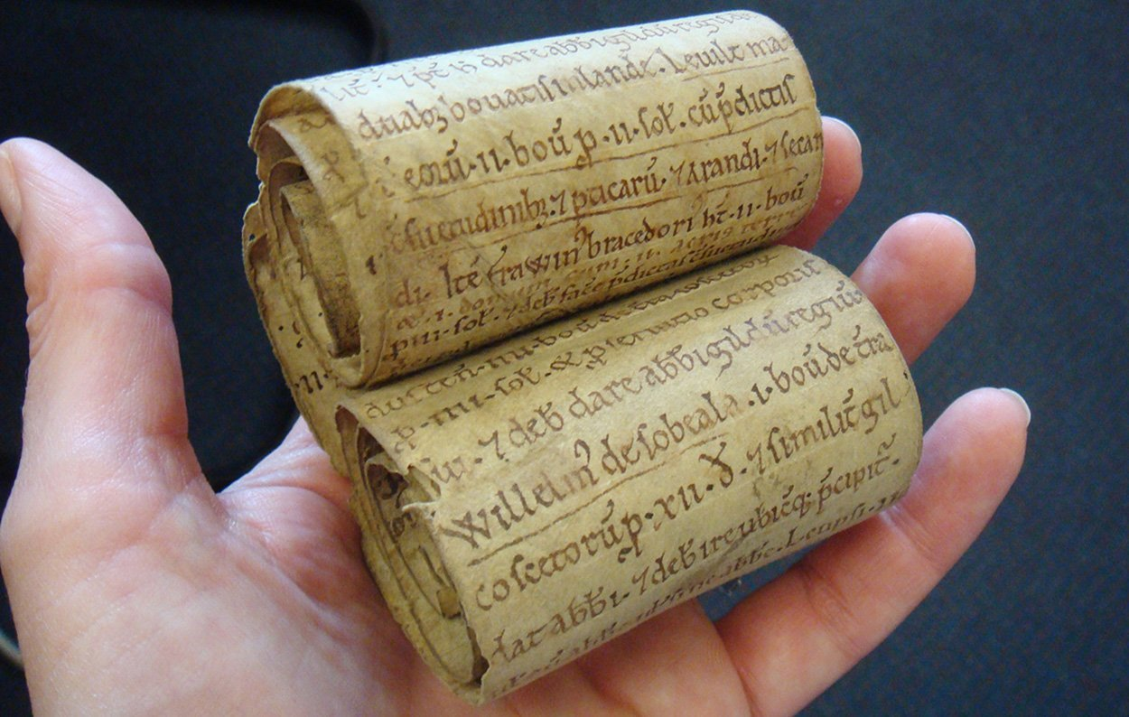 "Entstehung des ""Domesday Book"" enträtselt"