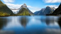 Milford Sound in Neuseeland