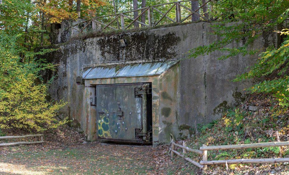 Alter Kernwaffenbunker