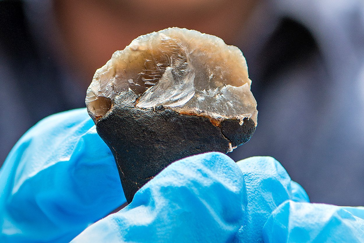 Neandertaler: Birkenpech-Werkzeug in der Nordsee entdeckt – wissenschaft.de