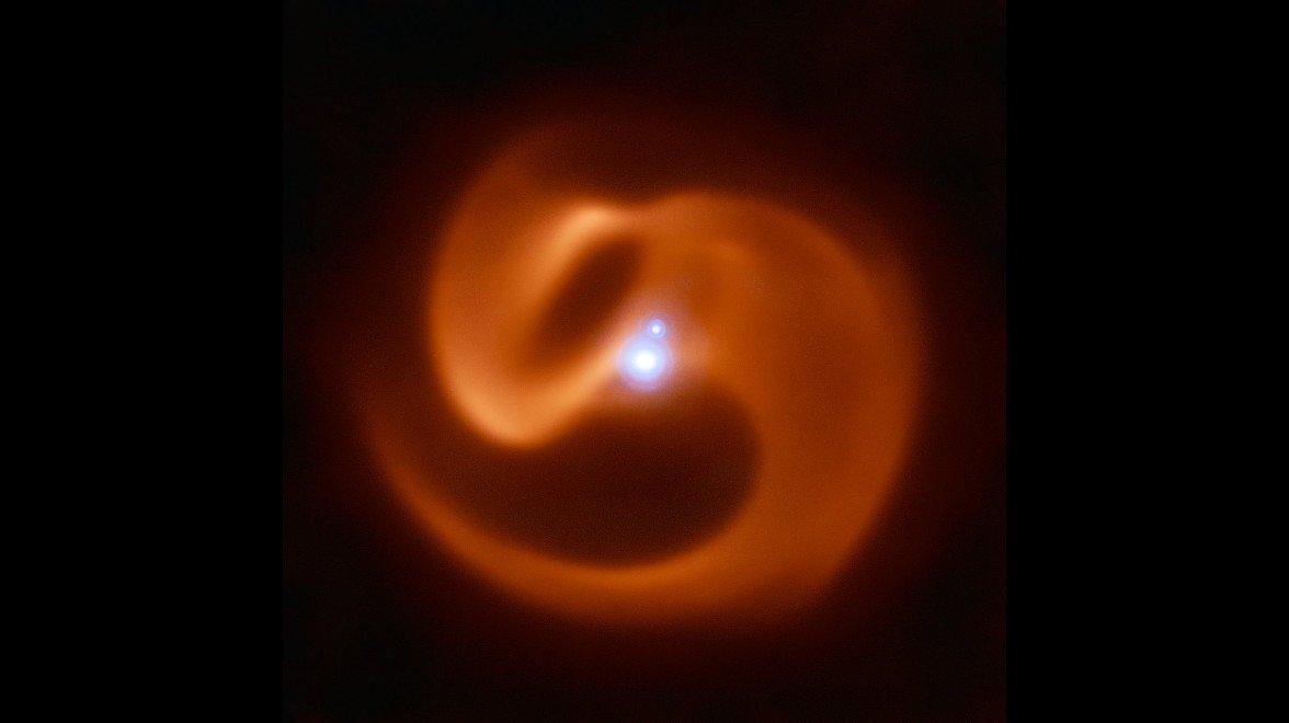 Explosive Astro-Schlange entdeckt