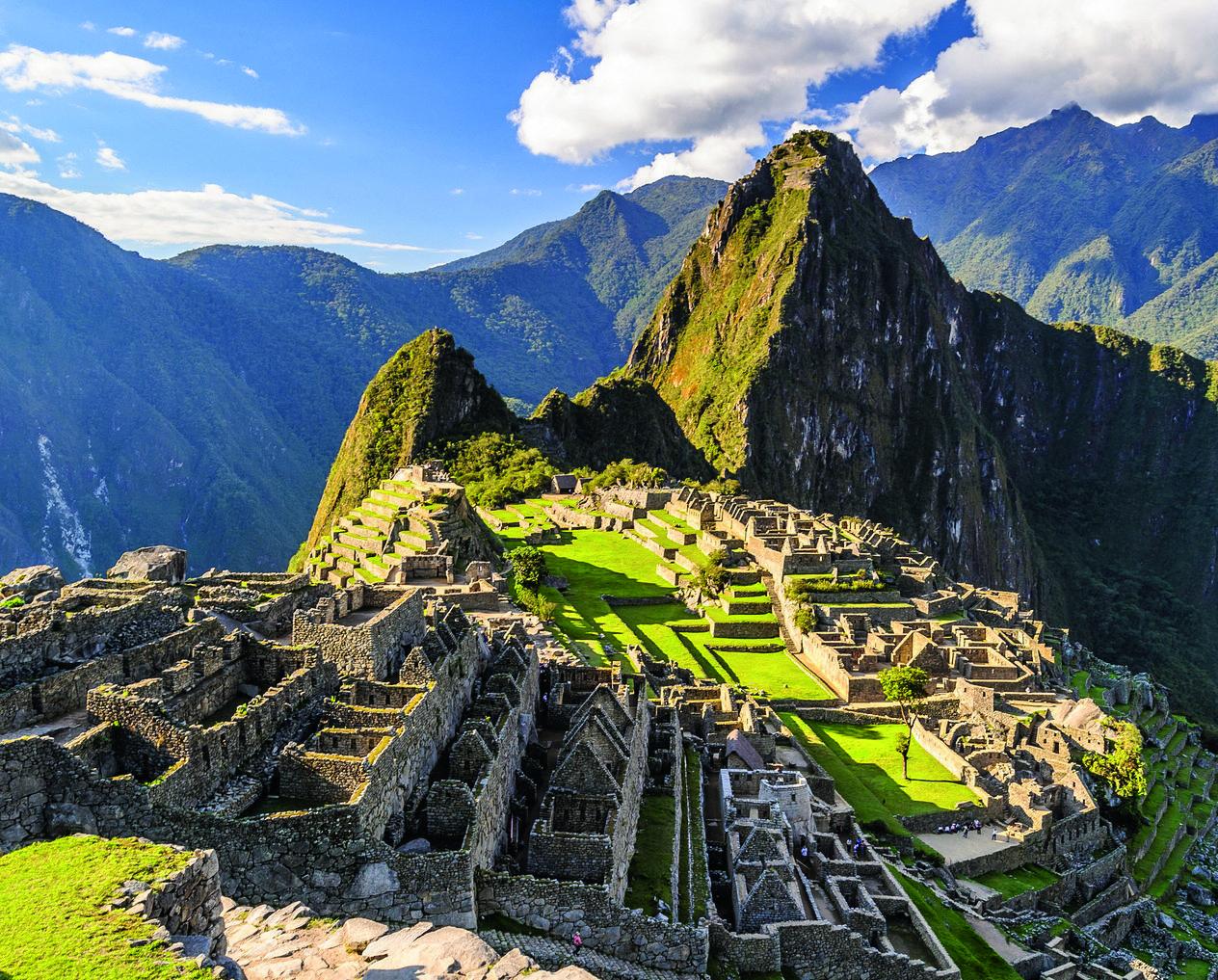 Traumreise Südamerika