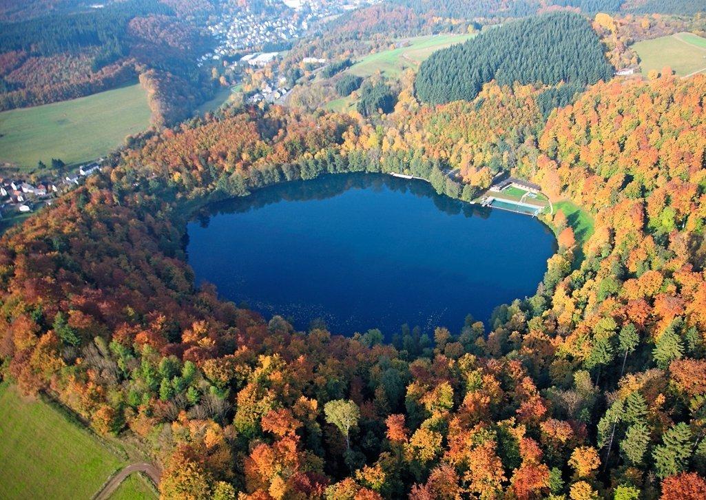 Vulkanland Deutschland