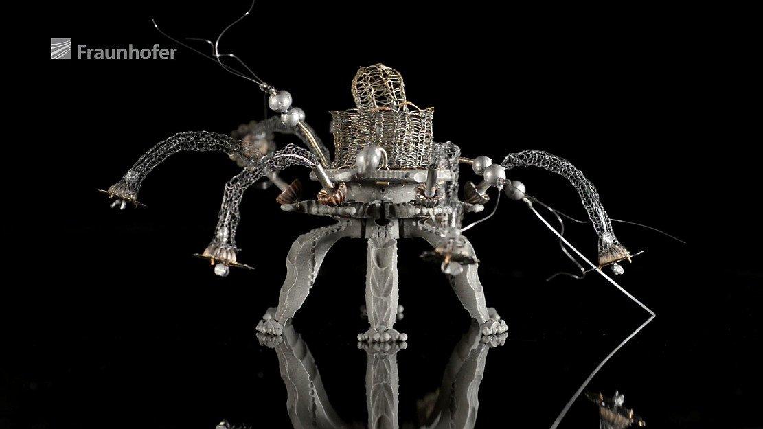 Smart Materials: Wissenschaft trifft Kunst