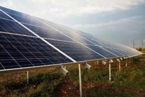 Solarzellenpanels