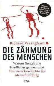 Cover DIE ZÄHMUNG DES MENSCHEN