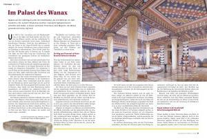 Im Palast des Wanax