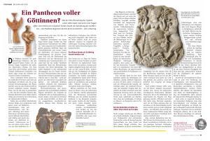 Ein Pantheon voller Göttinnen?