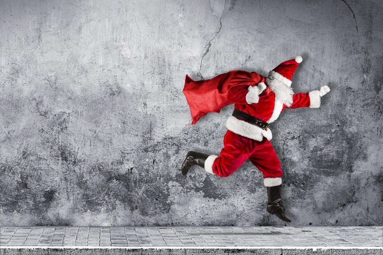 Weihnachtsmann: Glaubensverlust im Blick