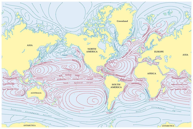 Atlantik-Strömung: Verstärkung aus der Ferne