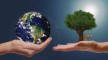 Visualsierung Umweltschutz + Eine Welt