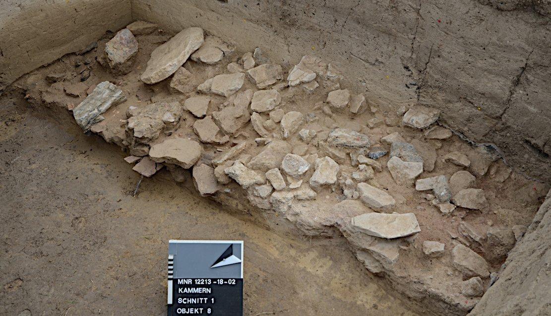 "23.000 Jahre alte ""Kühltruhe"" entdeckt"